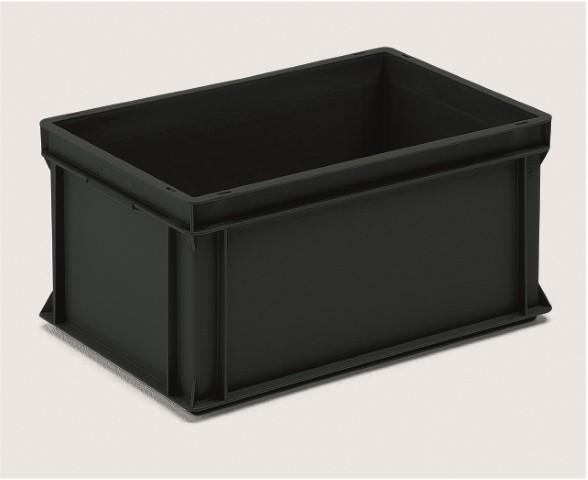 Euro-Behälter 600x400x280 ESD