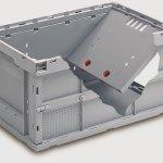 Faltbox 600x400x280 mit Deckel