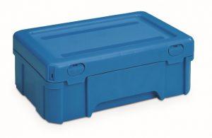 Schachtelbare Behälter POOLBOX